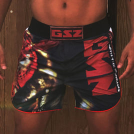 Thai hornet front mma shorts