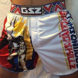 MMA Shorts Lapu Lapu warrior