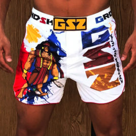 Pinoy-warrior-front MMA Shorts