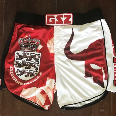 Danish MMA shorts