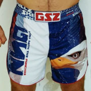 American MMA shorts