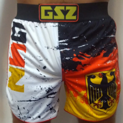 German MMA Shorts