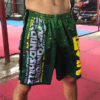 groundskillz shorts green
