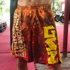 Groundskillz shorts for everyday